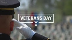 Business offer freebies to veterans, active duty service members for Veterans Day