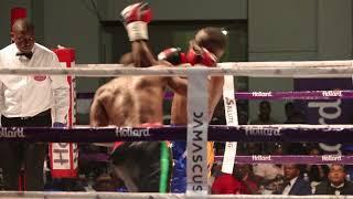 The Cowboy- Namibian  superwelterweight champion