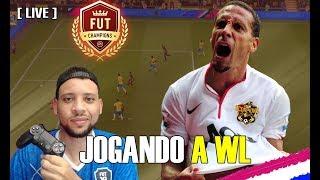 COMEÇANDO A WEEKEND LEAGUE AO VIVO | FIFA 19