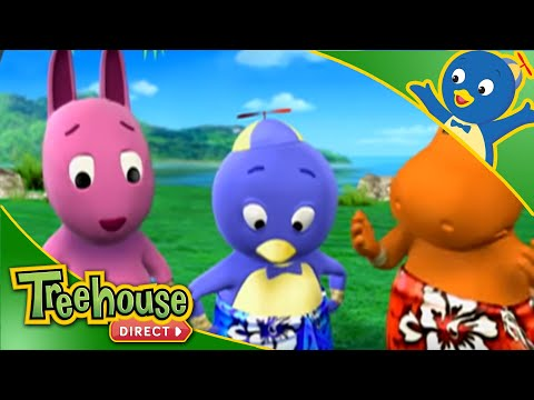 The Backyardigans: The Legend of the Volcano Sisters - Ep.25 thumbnail