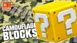 MINECRAFT LUCKY BLOCKS - Camouflage Blocks ▶▶ Hardis Mischmasch