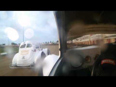 5/21/17 Ryan Mech Hot Laps - Angell Park Speedway