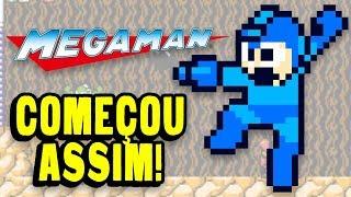 Mega Man Começou Assim!