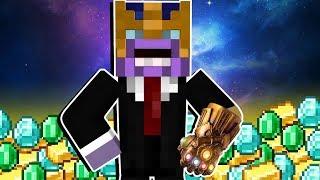 Minecraft Vingadores #7: THANOS FICOU MILIONÁRIO!!!