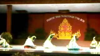 Tari Puteri siput gondang Penyaji terbaik 2 Parade Tari Daerah Nasional from Kepulauan Riau Part I