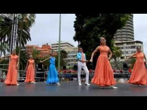 VII Feria de Abril Las Palmas Amanecer Rociero infantil 05