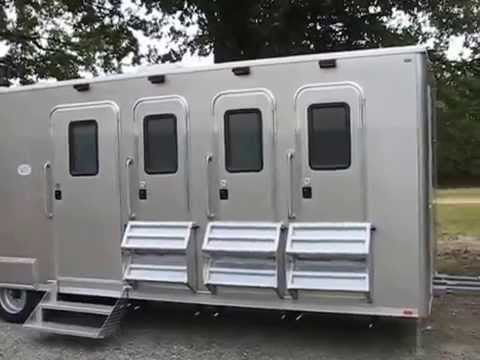Shower Trailer APF 30 6S 2WD by AMS Global