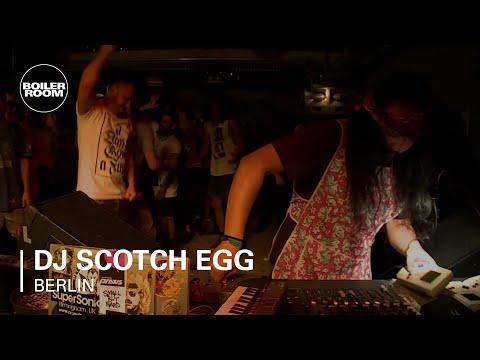 DJ Scotch Egg Boiler Room Berlin Live Set