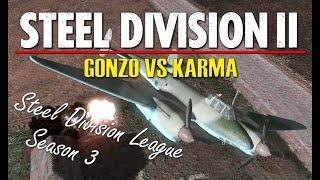 Gonzo vs Karma! Steel Division…