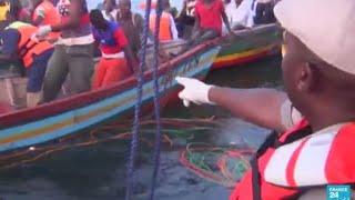 Naufrage d'un ferry sur le lac Victoria : la Tanzanie redoute un bilan dramatique