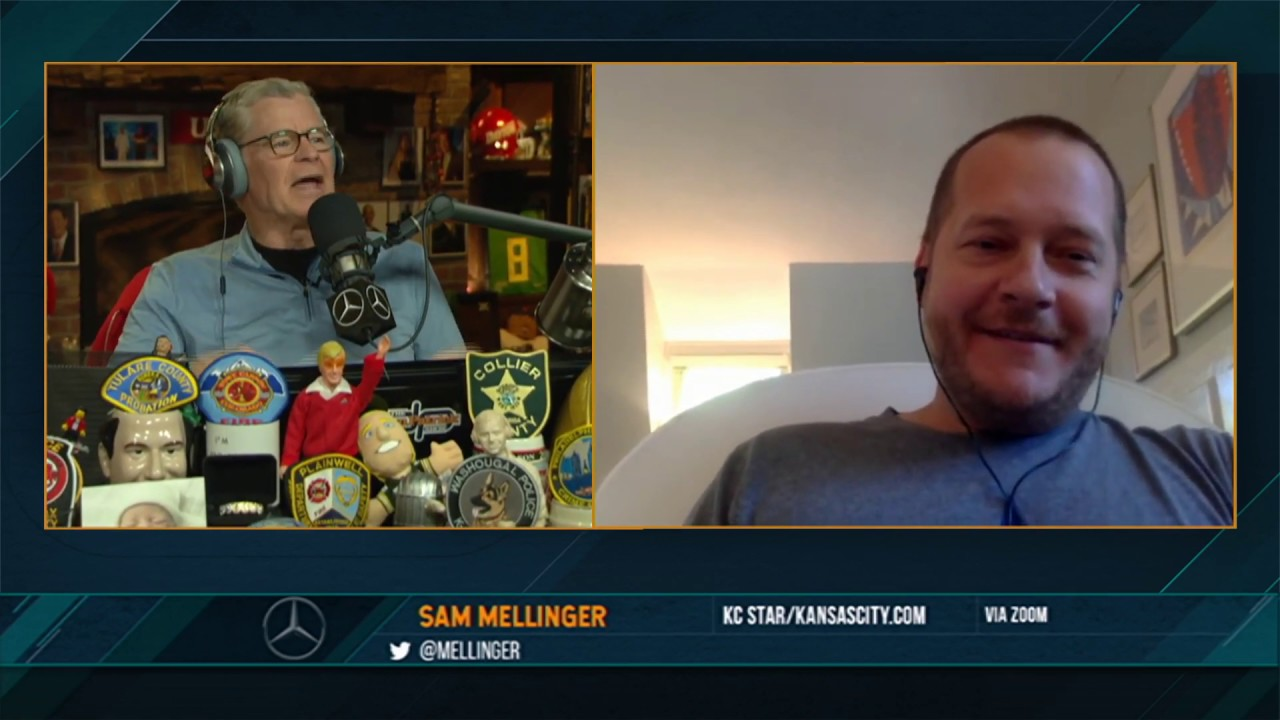 Sam Mellinger on the Dan Patrick Show (Full Interview) 05/29/20