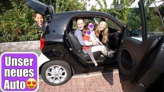 Mein neues Auto 🚗 Für 5 köpfige Familie? Clara & Mama Zeit | Igelhaus bauen | VLOG | Mamiseelen