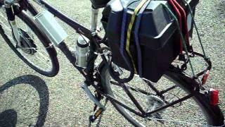 48V 1000W E-Bike Update 5: Final Update. New Bike! Clean Install. Lifepo4 (Lithium) 20AH. E-BikeUSA