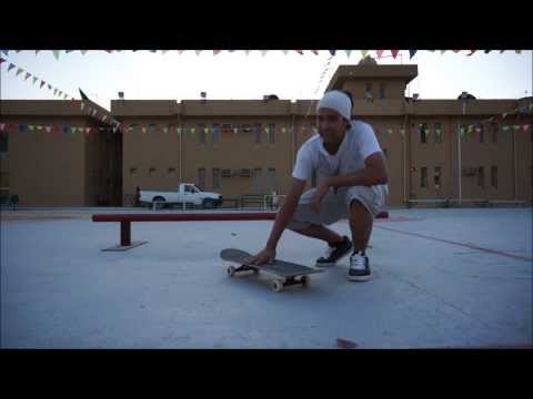 video testing nex-5r skate boarding riyadh
