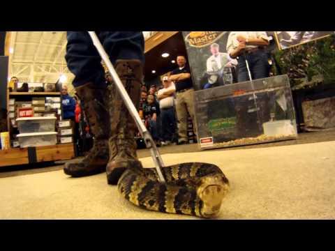 Rocky's Snake Master At Cabelas