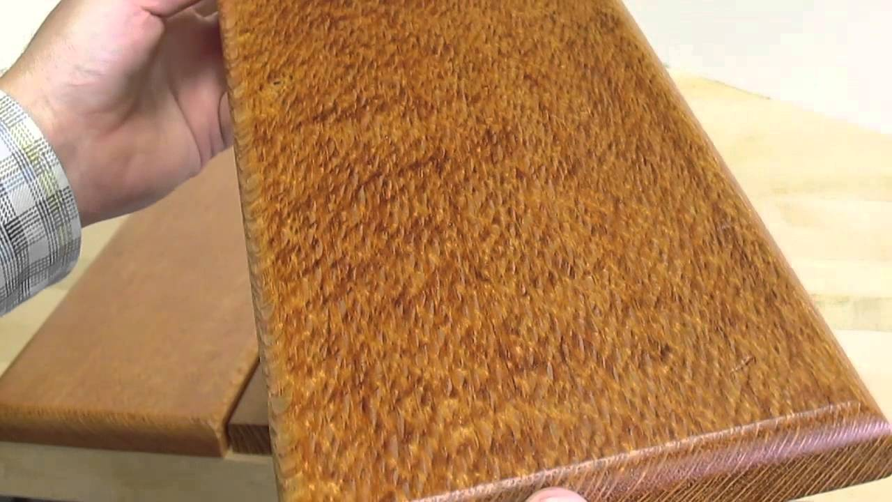 6 Ways to Finish Leopardwood for Woodworking Projects - YouTube