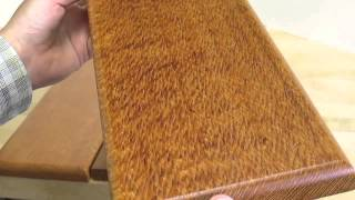 6 Ways To Finish Leopardwood For Woodworking Projects