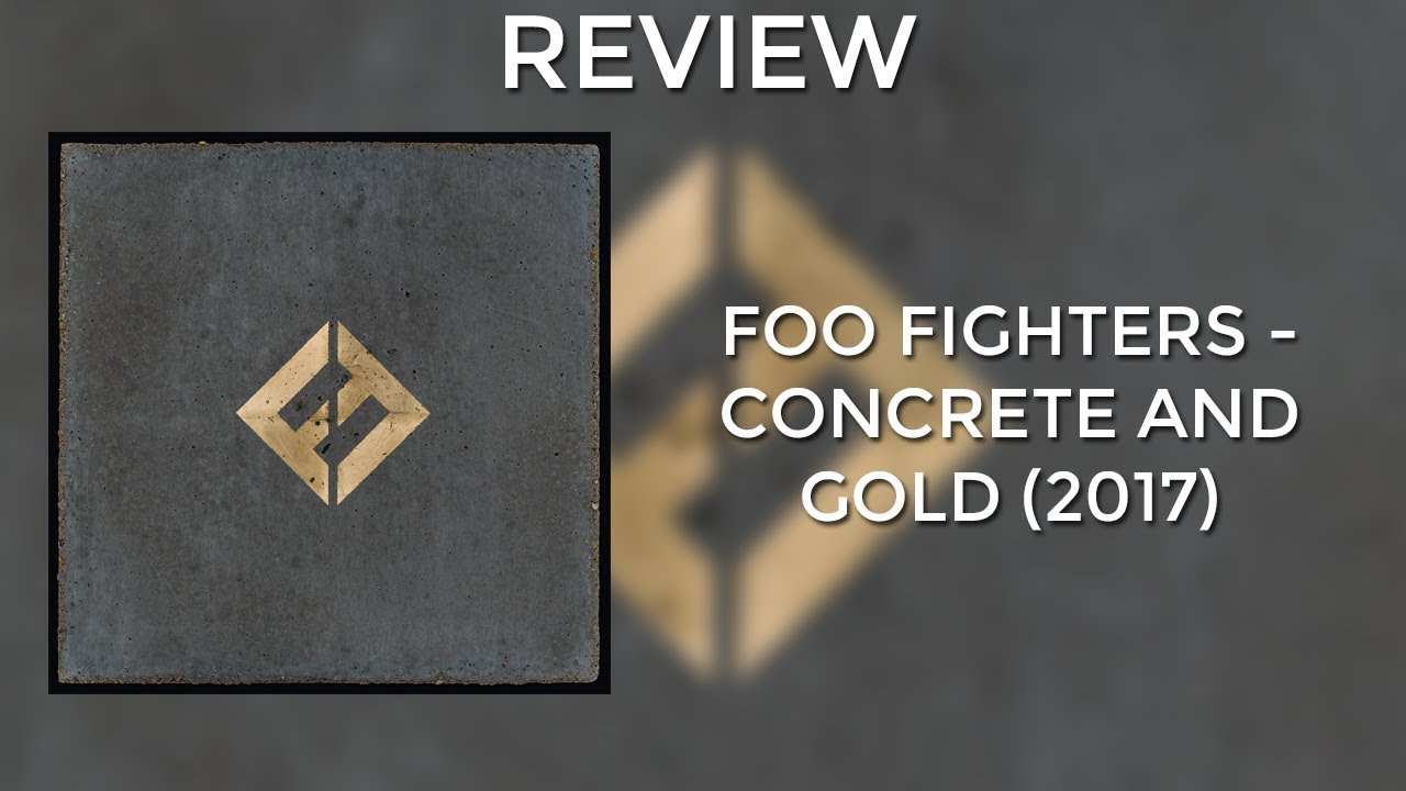 Download Torrent Foo Fighters Concrete And Gold 2017 Flac
