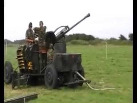 Irish Armed Forces Air Defence Shoot