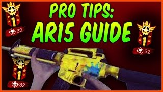 H1Z1 TIPS - ULTIMATE AR15 GUIDE HOW TO GET BETTER AT H1Z1 H1Z1 AR15 HINTS AND TIPS HOW TO GET BETTER