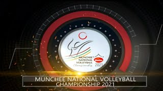 Munchee National Volleyball Championship 2021 - 13-03-2021