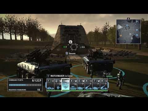 Tom Clancy's Endwar PS3 Walkthrough Part 13 |
