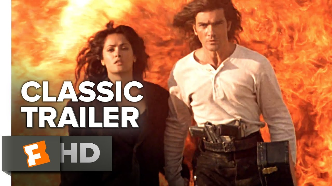 Desperado 1995 Trailer 1 Movieclips Classic Trailers Youtube
