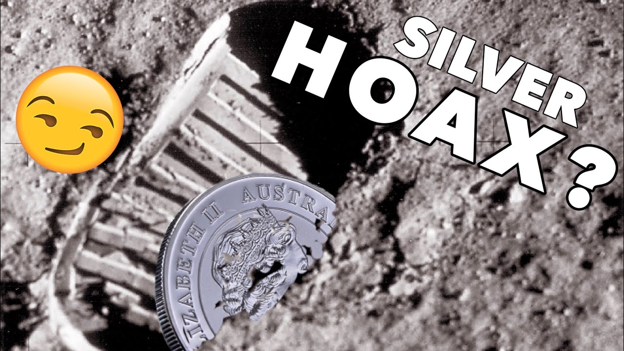 """Silver Hoax? (Or More Silver Silliness """"Launched"""" by Yankee!) 8"""