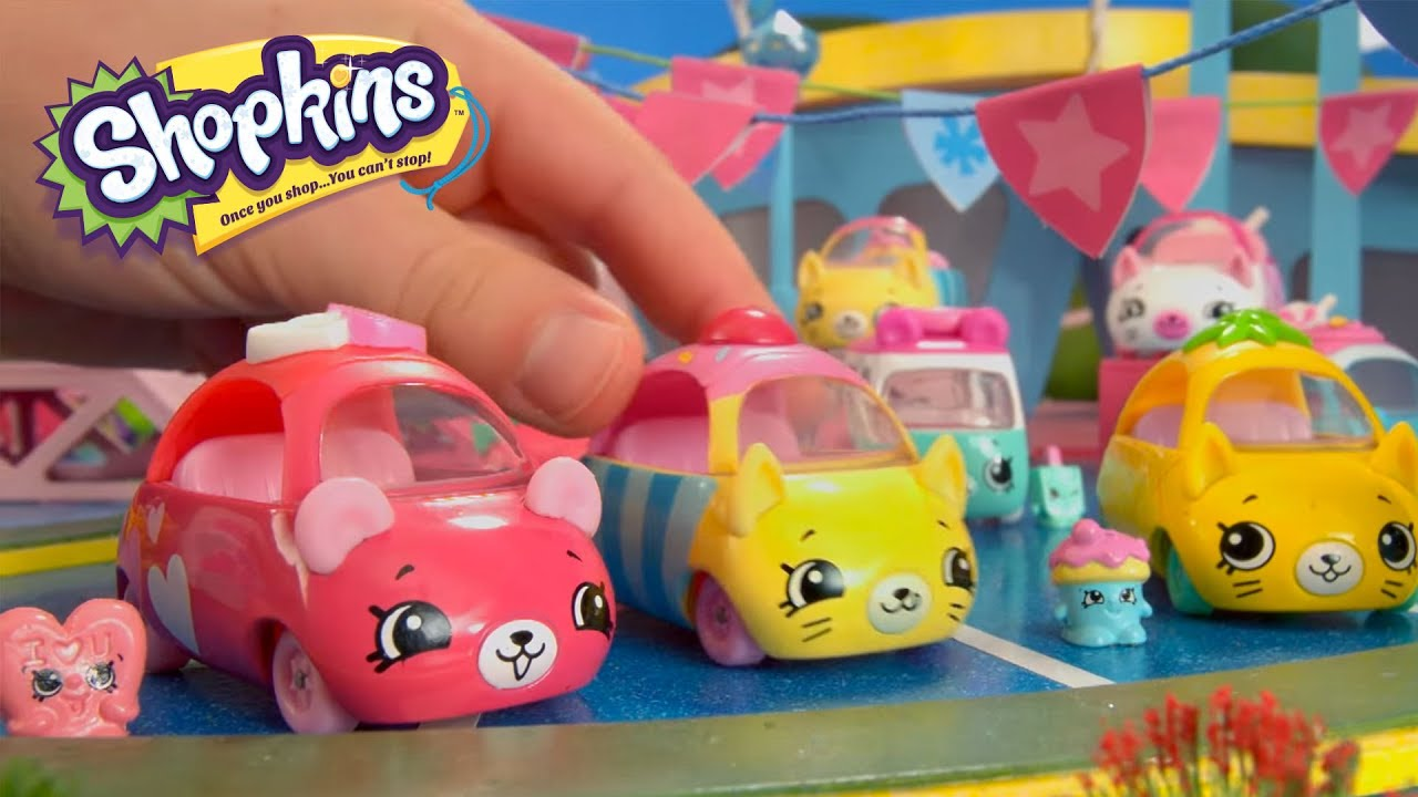 Cutie Cars Season 1 30 Sec Kids Toy Commercials