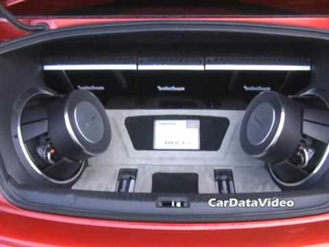 Video 2008 Mitsubishi Evo X Rockford Fosgate Audio System Youtube