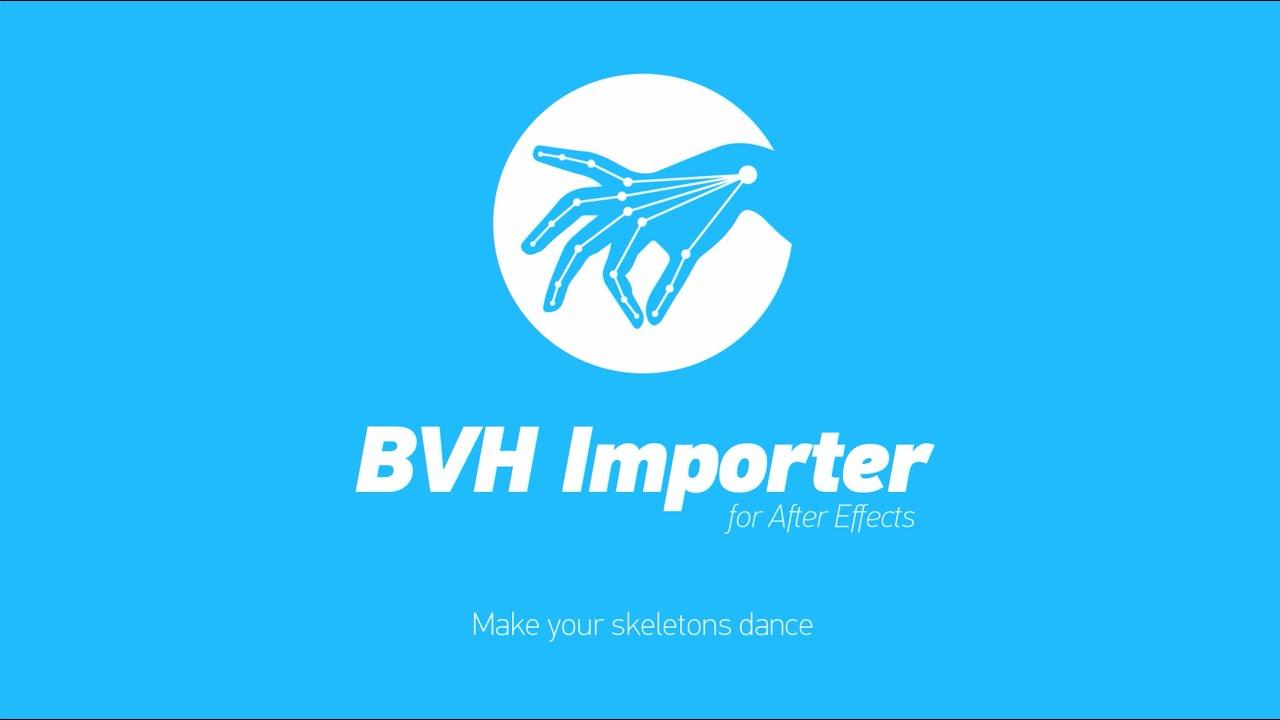 BVH Importer - Toolfarm
