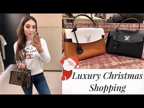Christmas Shopping In Harrods | Insane Luxury Sale!!