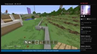 [Minecraft]Construction Maison de luxe #2