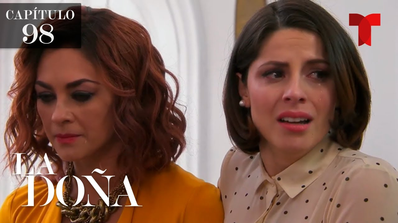 Download La Doña, Capítulo 98: Mónica le pide a Altagracia que no mate a Rafael | La Doña