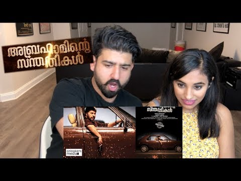 Abrahaminte Santhathikal  Trailer Reaction...