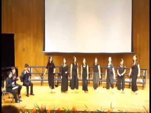 Plaisir Ensemble_Rain Dance @ IFCM International Choral Competition 2015