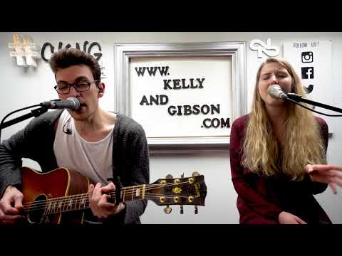 Chris Kelly & Nicole Gibson - Can't Stop Me Now (Acoustic Version)