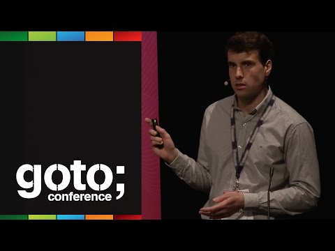 GOTO 2014 • Challenges for Developers of Building Large Web Applications • Graham Hinchly