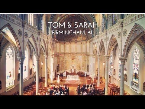 Canon 6D Wedding - Alabama Wedding Videography - {Tom & Sarah}