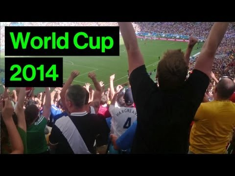 Belgium 1-0 Russia | Fans' Eye View Highlights