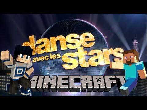 DANSE AVEC LES STARS MINECRAFT SAISON 1 EPISODE 1 | COURT MÉTRAGE FILM RP | PS4 FR