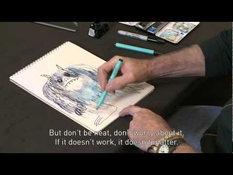 How to Draw Monsters with Tony Ross