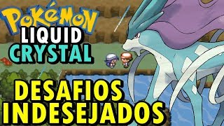 Pokemon Liquid Crystal (Detonado - Parte 14) - Final Adiado...