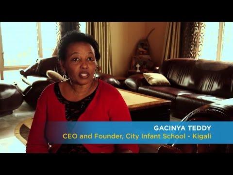 SPARK: Entrepreneur Gacinya Teddy, Rwanda