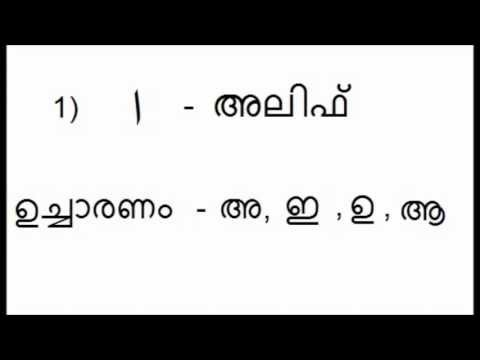 Spoken Arabic In Malayalam Pdf