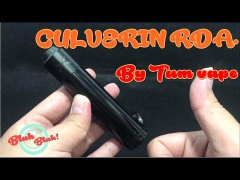 Review CULERIN RDA By Tum Vape