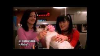 NCIS Kate and Tony the Dog S2x15