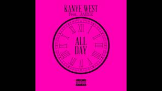 Kanye West - All Day Feat. Theophilus London, Allan Kingdom & JAECE
