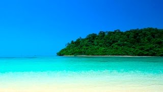Download Relaxing Music With Nature Sounds - Tropical Beach HD - Music and Ocean Sound Mp3 and Videos