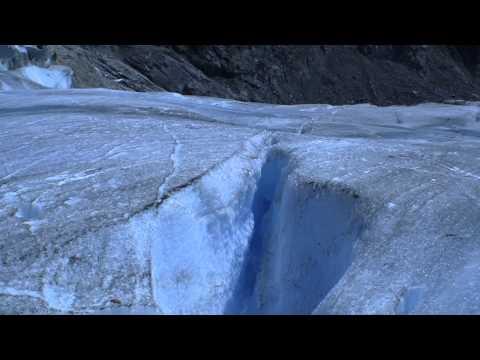 Mendenhall Glacier River